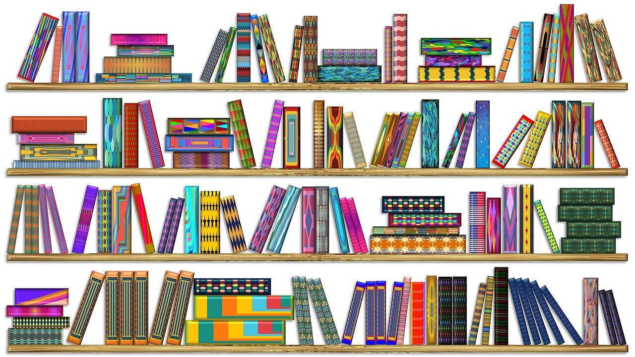 De boekenkast opschonen