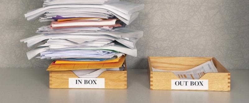Aan de slag met je overvolle mailbox.
